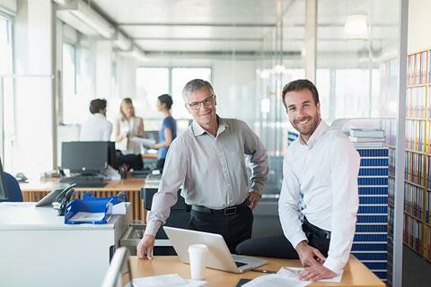 Lösungen für KMU
