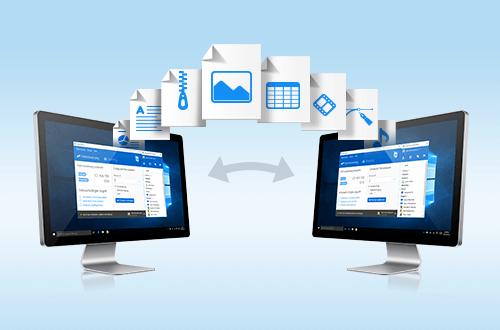 TeamViewer File Transfer