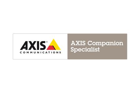 AXIS Companion Specialist Logo