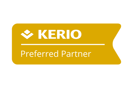 Kerio Preferred Partner Logo
