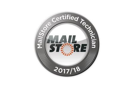 MailStore Certified Technician Logo