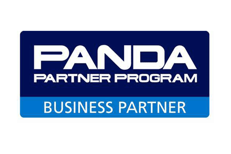 Panda Business Partner Logo